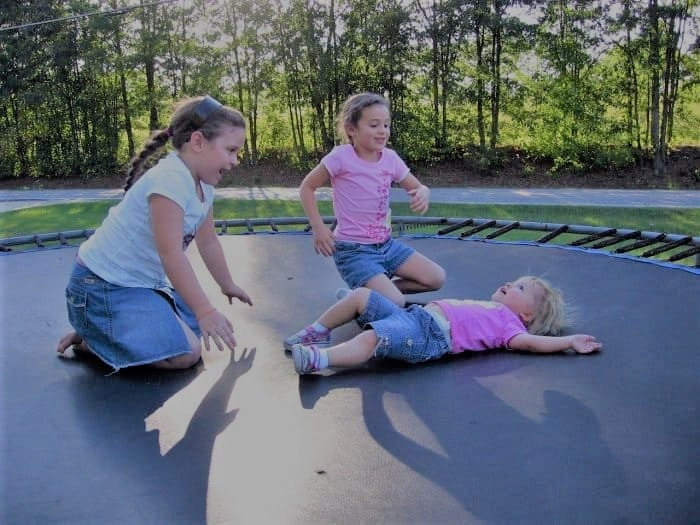 Are Trampolines Safe for 2 Year Olds