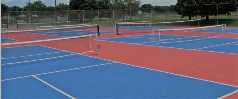 How to Build a Pickleball Court in Your Yard: Pickleball Court Size Included